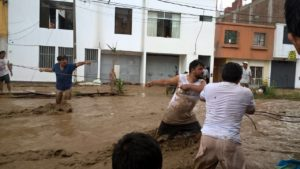 Flood relief campaign main photo